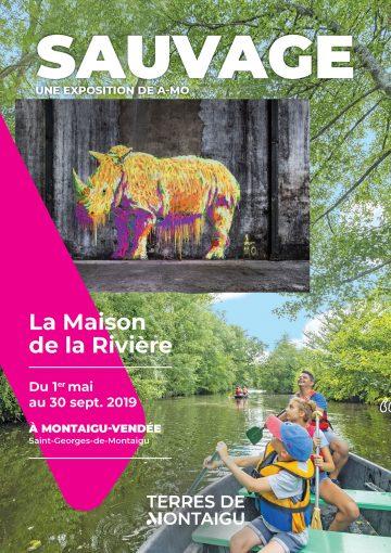 Image : Dépliant 2019 - Maison de la Rivière - Terres de Montaigu
