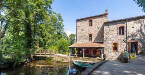Image : Maison de la Rivière - Terres de Montaigu