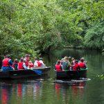 Image : Sortie nature en barque - Maison de la Rivière - Terres de Montaigu